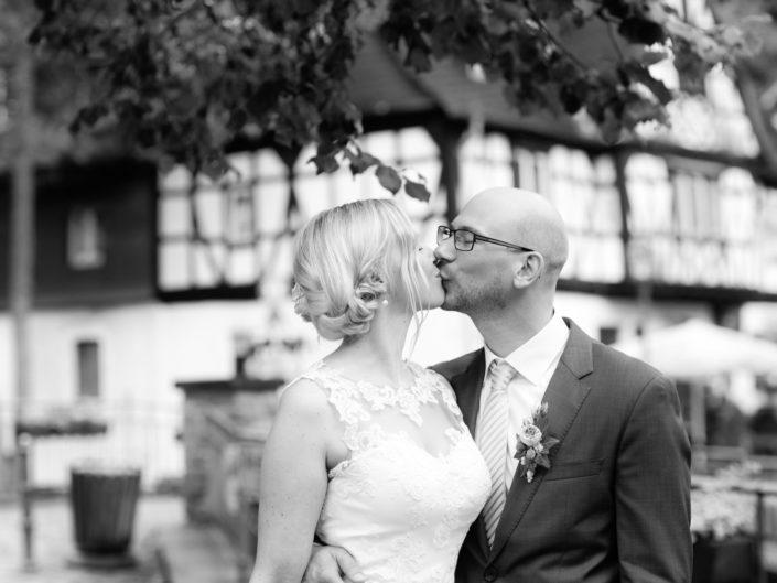 Standesamtliche Hochzeit Sonja & Pascal, Hotel Zugbrücke Grenzau
