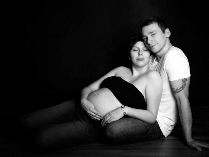Babybauch-Shooting, Jessica & Christian, Schwangerschaft