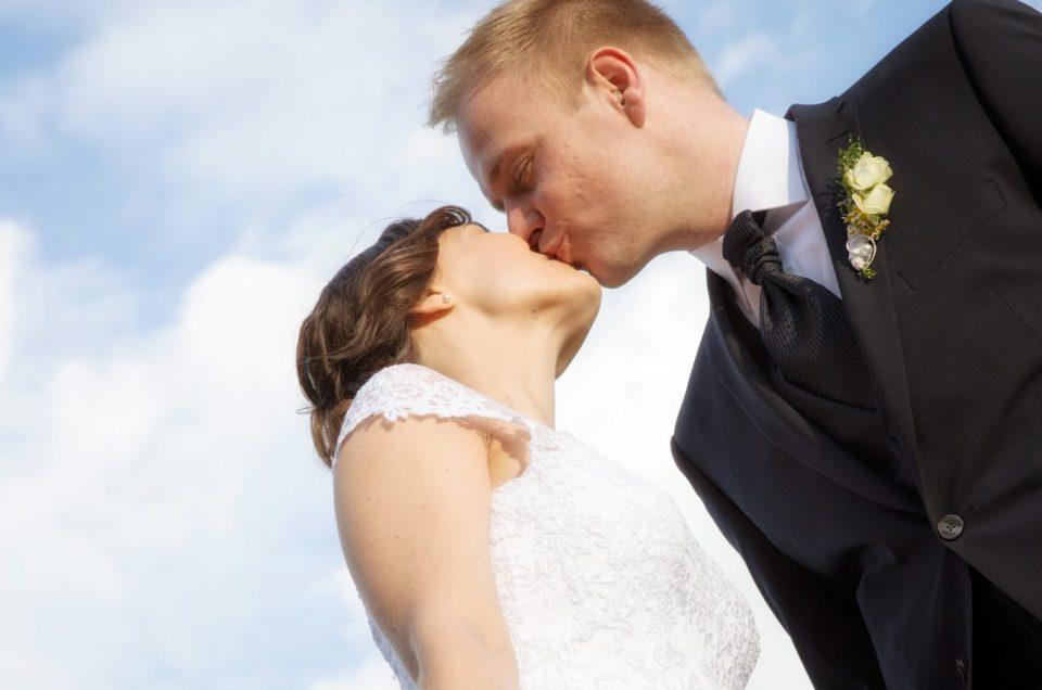 Das Werfen des Brautstraußes (und anderer Dinge...)