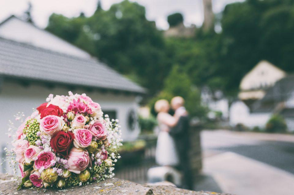 5 Ratschläge für den perfekten Brautstrauß
