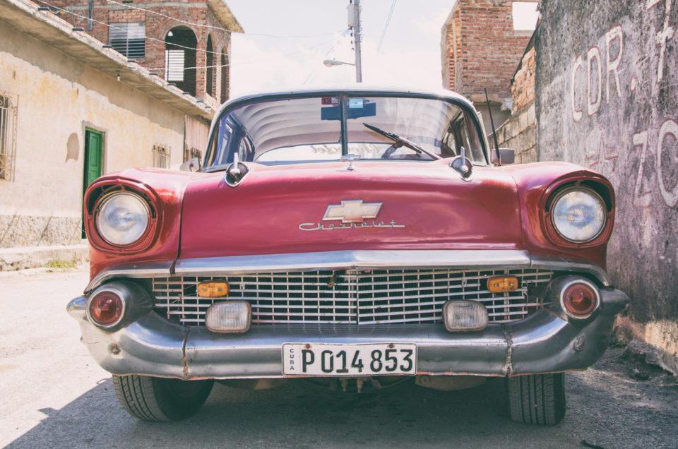 Cuba oder 1959 ist die Zeit stehen geblieben