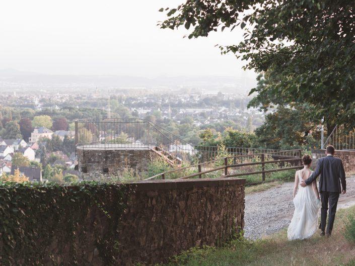 Hochzeitsreportage im Bergwerk Meurin und auf der Burg Sayn
