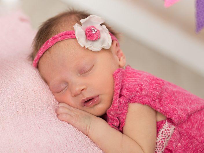 Baby Teresa – Neugeborenenshooting mit 10 Tagen