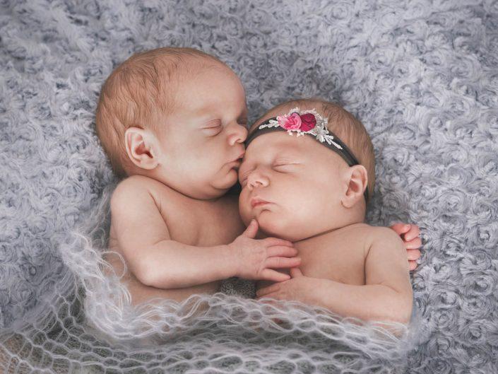Theresa & Frederik, Liebe im Doppelpack – Ein tolles Zwillings-Shooting