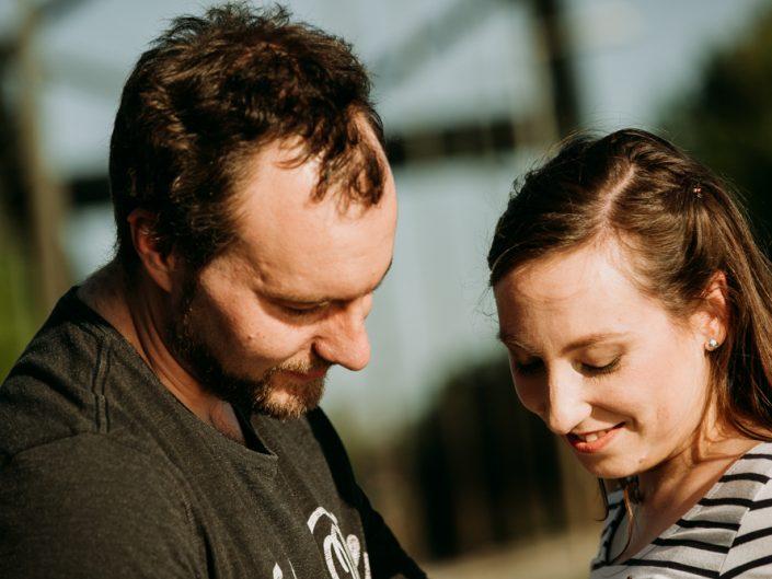 Paarshooting vor der Hochzeit – Mona & Daniel