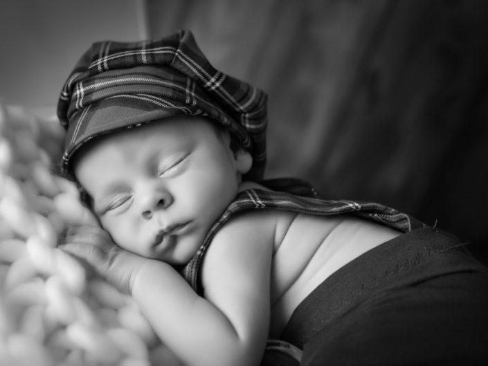 Der süße Jonas, Neugeborenen-Shooting im Studio, Lahnstein