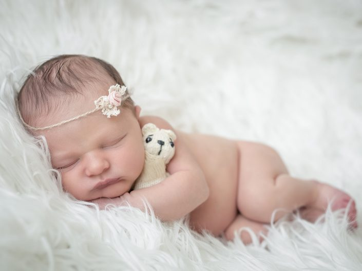 Elena – Babyfotos im Studio Mendig